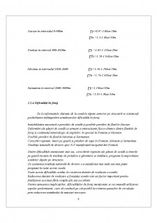 Proiectarea programului de construcție al unei sonde în foraj pe structura Boldesti - Pagina 5