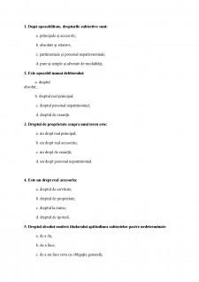 Grile drepturile afacerilor - Pagina 1