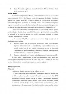 Atribuirea faptelor internaționale ilicite - jurisprudența - Pagina 1