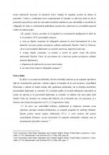 Atribuirea faptelor internaționale ilicite - jurisprudența - Pagina 3