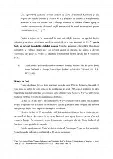 Atribuirea faptelor internaționale ilicite - jurisprudența - Pagina 4