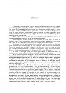Probele în auditul financiar - Pagina 2