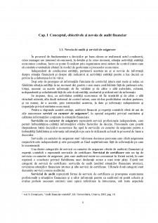 Probele în auditul financiar - Pagina 4