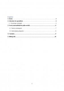 Contribuția lui Enrico Ferri în dezvoltarea criminologiei - Pagina 2