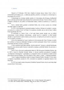 Contribuția lui Enrico Ferri în dezvoltarea criminologiei - Pagina 3