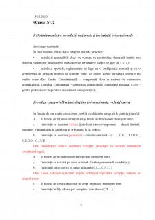 Jurisdicții internaționale - Pagina 2