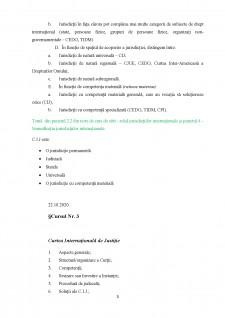 Jurisdicții internaționale - Pagina 3