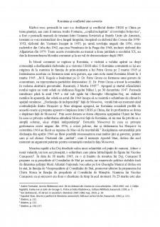 România și conflictul sino-sovietic - Pagina 1