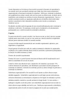 Rezistența la schimbare în organizațiile românești-factori generatori - Pagina 3