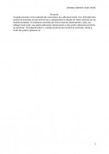 Diferența dintre nivelul de activitate și optimism în funcție de studiile terminate și vârstă - Pagina 2