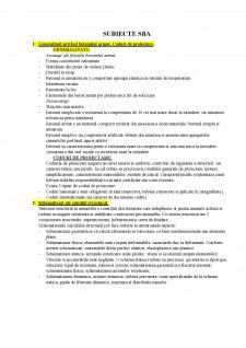 Subiecte rezolvate - Structuri din beton armat - Pagina 1