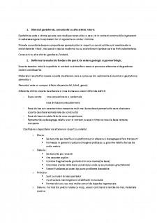 Subiecte rezolvate - Geotehnică - Pagina 1