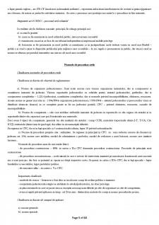 Drept Procesual Civil I - Pagina 5