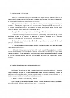 Subiecte rezolvate Civil 1 - Pagina 1