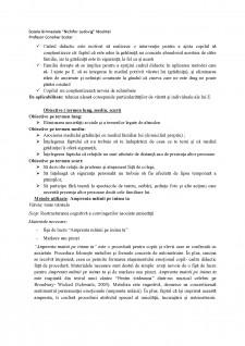Raport de activitate al studentei - Pagina 3