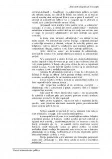 Bazele administrației publice - Pagina 4