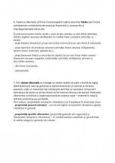 Subiecte teorie Cibernetică Economică - Pagina 4