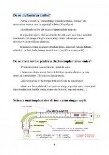 Implantarea ionică - Pagina 3