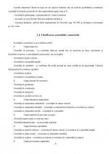 Funcționarea Societăților Comerciale - Dreptul Afacerilor - Pagina 5