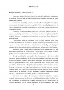Predarea fracțiilor ordinare și fracțiilor zecimale abordari metodologice comparative - Pagina 4