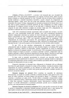 Sisteme integrate de avionică și armament - Pagina 1