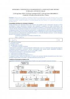 Estimarea coeficientului de rezistență la portanță zero pentru fuselajul avionului IAR-99 - Pagina 1