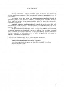 Analiza comparativă a mărfurilor electrocasnice - Pagina 2