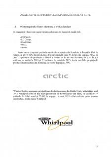 Analiza comparativă a mărfurilor electrocasnice - Pagina 3