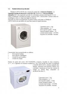 Analiza comparativă a mărfurilor electrocasnice - Pagina 4