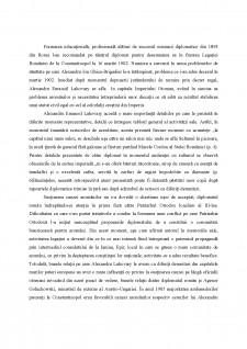 Prezentare de carte - Alexandru Emanoil Lahovary - Amintiri diplomatice - Pagina 2