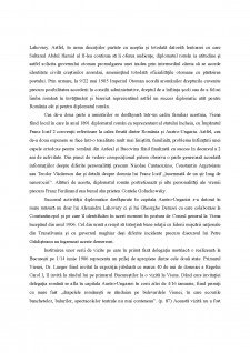 Prezentare de carte - Alexandru Emanoil Lahovary - Amintiri diplomatice - Pagina 3