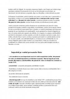 Impozitarea veniturilor persoanelor fizice - Pagina 3