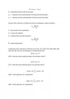 Controlul statistic al proceselor - Pagina 5