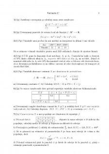 Examen Matematică - Pagina 3
