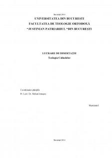 Teologia colindelor - Pagina 2