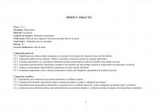 Proiect didactic - Mijlocul unui segment - Pagina 1