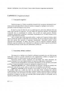 Tactici și tehnici în negocierea internațională - Pagina 4