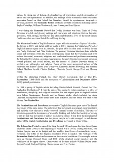 Literary Periods of British and American Literature - Pagina 4