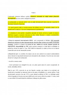Finanțe Internaționale - Pagina 3