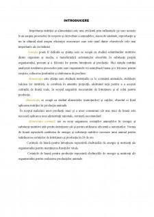 Nutriția și Alimentația Animală - Pagina 3