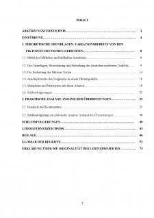 imagistica în textele de ficțiune și problemele traducerii sale - Pagina 2