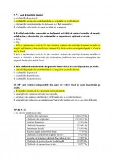 Grile și aplicații fiscalitate - Pagina 2