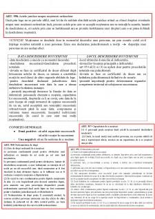 Conspect drept succesoral - Pagina 2