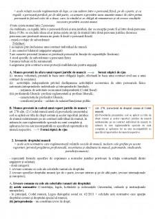 Conspect dreptul muncii - Pagina 2