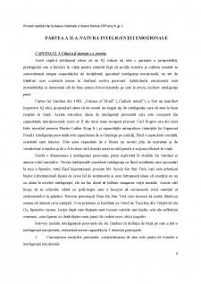 Inteligența emoțională - Pagina 5