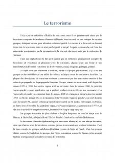 Le terrorisme - Pagina 2