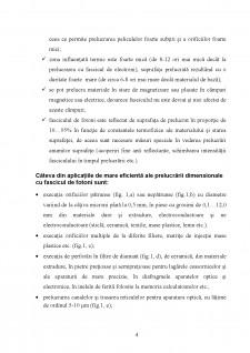 Prelucrarea cu fascicul de fotoni - Pagina 5