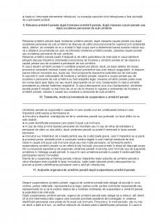 Desfășurarea urmăririi penale - Pagina 5