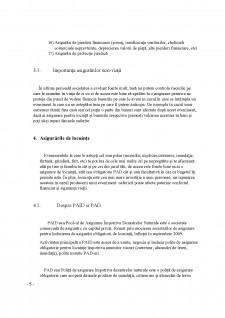 Produse contemporane în asigurări non-viață - Pagina 5
