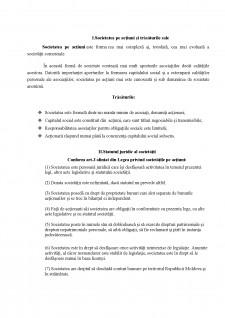 Societatea pe acțiuni - Pagina 3